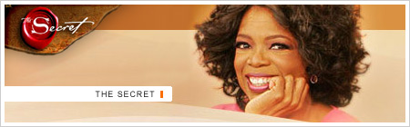 Oprah Winfrey. The Secret.