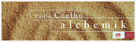 Alchemik. Paulo Coelho. Film.