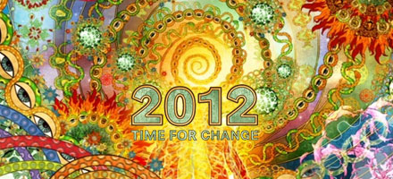 2012: Time for change.